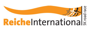 Reiche International 5K Road Race logo
