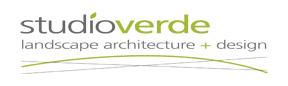 Studio Verde Landscape Architecture and Design logo